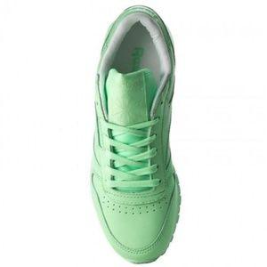 Reebok Shoes - (BD2773) WOMEN S REEBOK CLASSIC LEATHER PASTELS f898f81f6